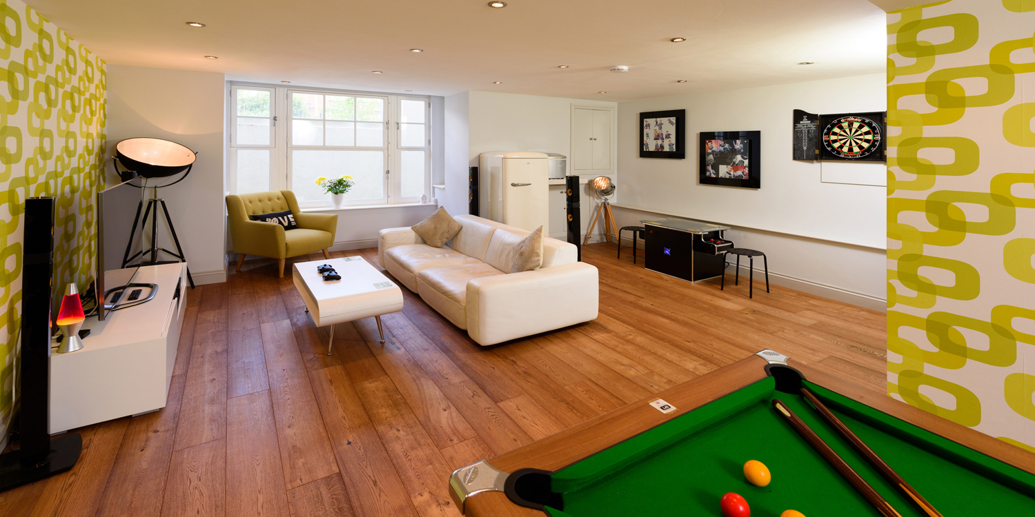 london property basement conversion